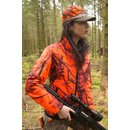 Shooterking Mossy Orange Softshelljacke Damen L