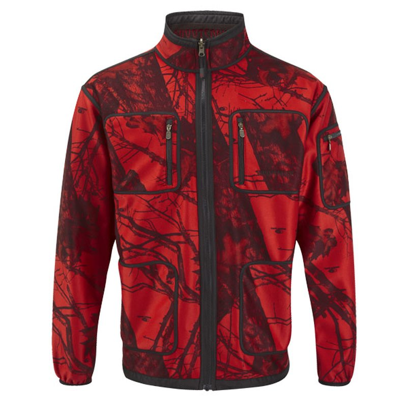 shooterking herren softshelljacke mossy red 4xl 108 90. Black Bedroom Furniture Sets. Home Design Ideas