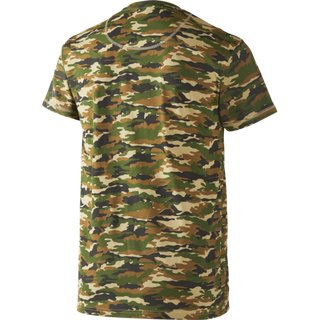 Seeland Speckled S/S T-Shirt Camo