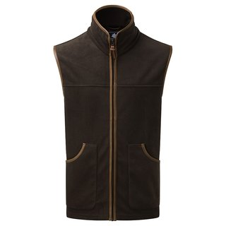 Shooterking Performance Gilet Weste Braun S