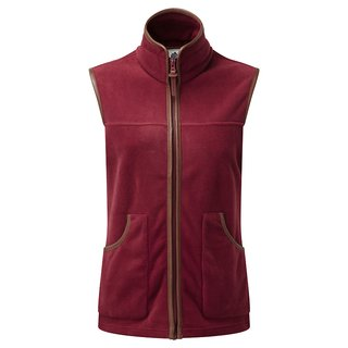 Shooterking Performance Gilet Weste Women Bordeux S