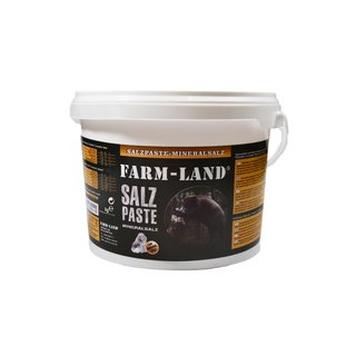 Farm-Land Salzpaste Neutral 2,5 kg