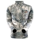 Sitka Unterziehshirt Core Midweight Zip T Optifade Open Country