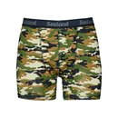 Seeland Boxer Shorts 2er Pack Camo/Forest nights