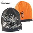 Browning Wendemütze Deerscene braun/orange