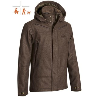 Chevalier Loden Short Coat